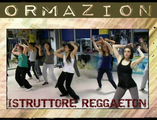 ISTRUTTORE REGGAETON – II° Livello programma corso di formazione