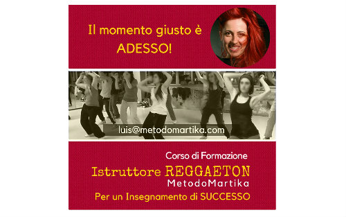 Il Momento_è_adesso_Corso_formazione_Istruttore_Reggaton_MetodoMartika