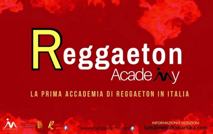 Reggaeton Academy