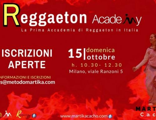 Reggaeton Academy Milano