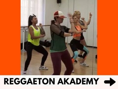 Corsi di ballo e Formazione di Reggaeton