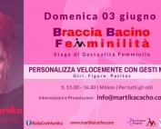 Gestualità Femminile Stage con Martika