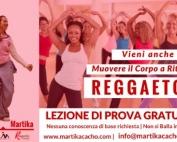 Corso di Reggaeton con Martika