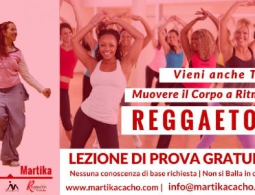 Reggaeton per Tutti Corso con Martika