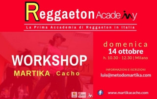 Reggaeton Academy Workshop