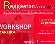 Reggaeton Academy Workshop