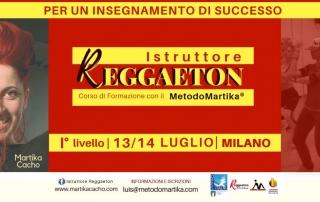 Corso di Formazione Istruttore Reggaeton