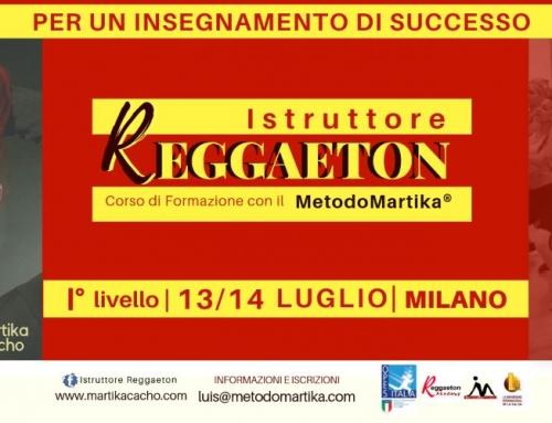 Corso Istruttore Reggaeton Formazione e Diploma