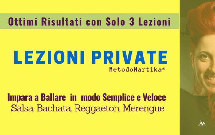 Lezioni Private di Ballo