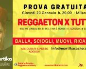 Corso Reggaeton per Tutti
