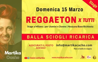 Reggaeton a Milano