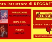 Corso Istruttore Reggaeton Formazione