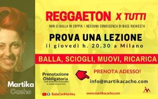 Corso Reggaeton Milano