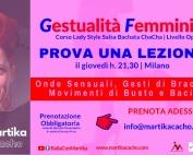 Corso di Gestualità Femminile